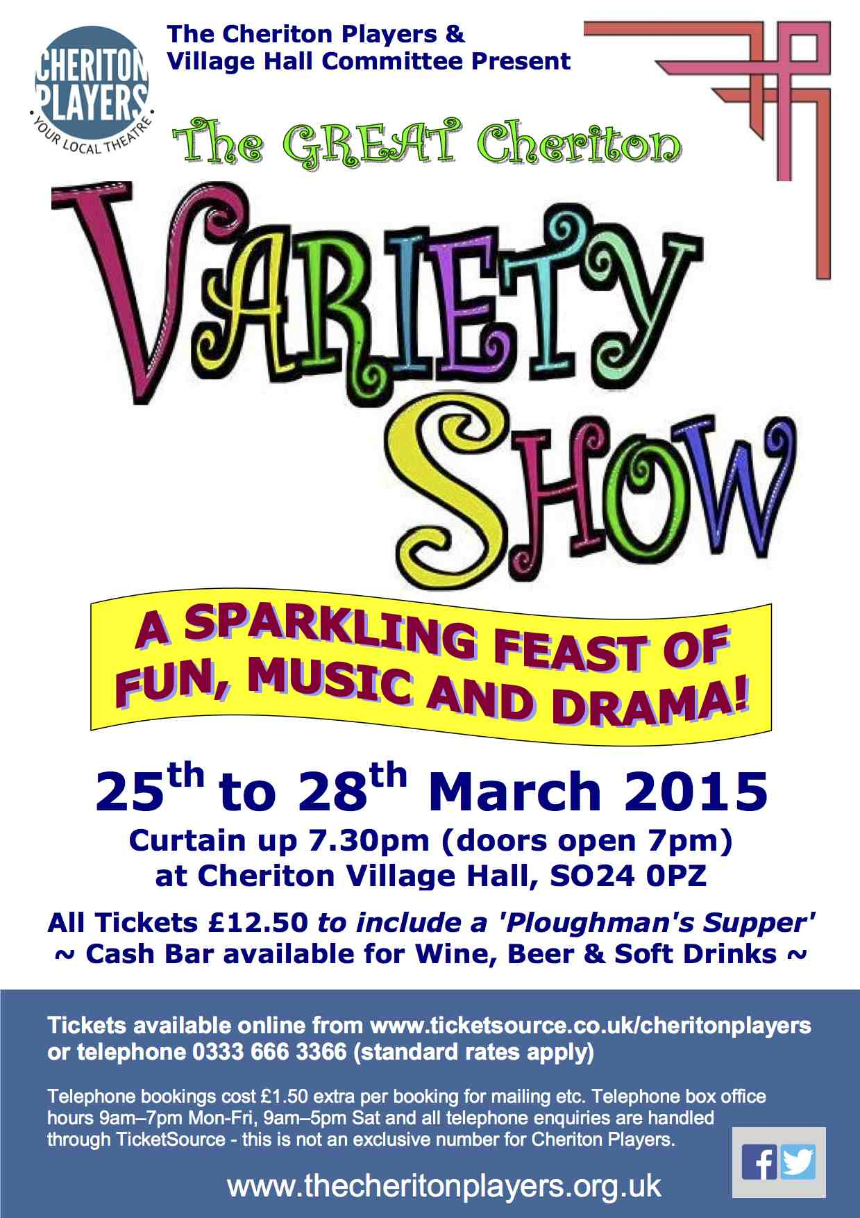 The Great Cheriton Variety Show