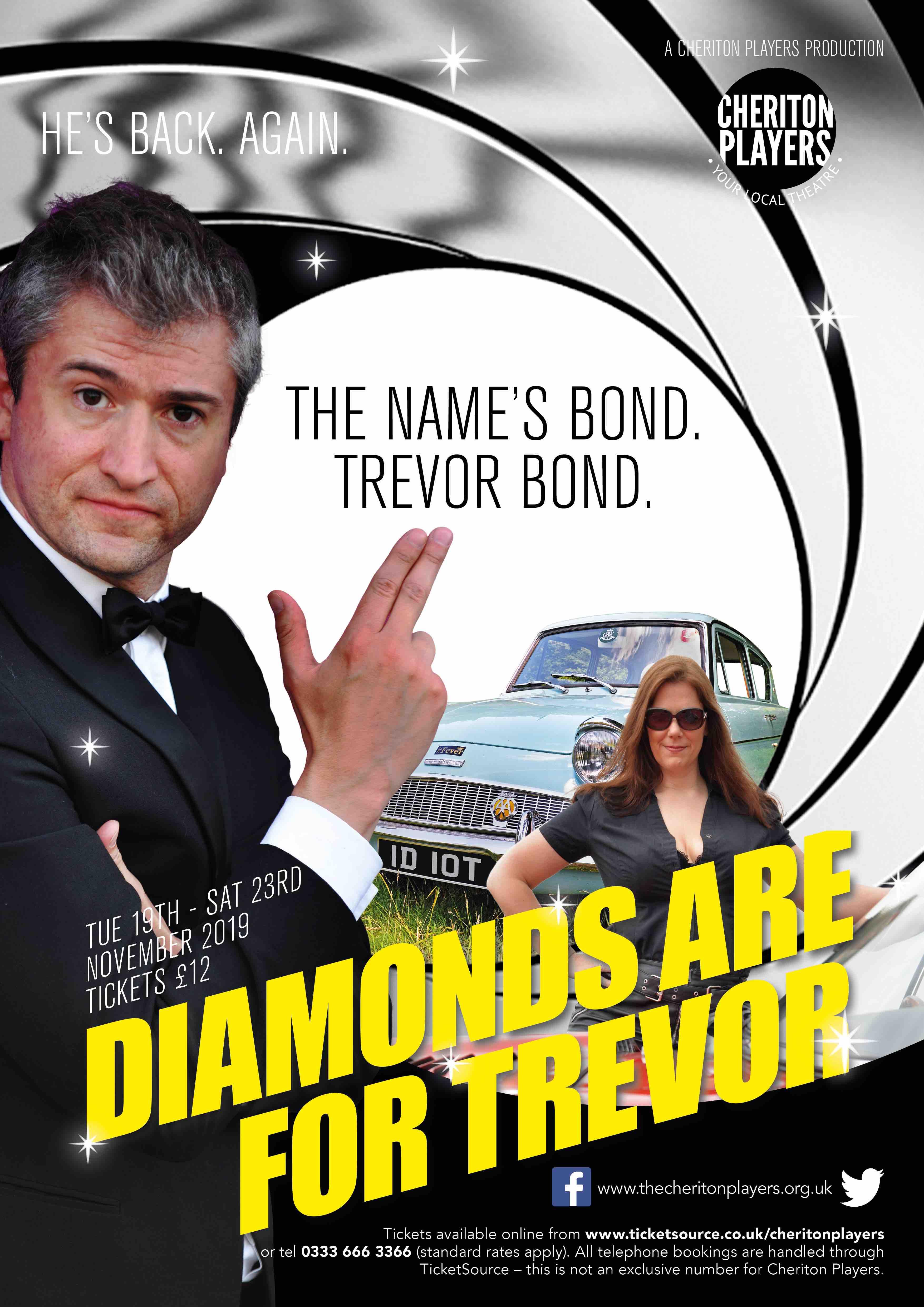 Diamonds are for Trevor