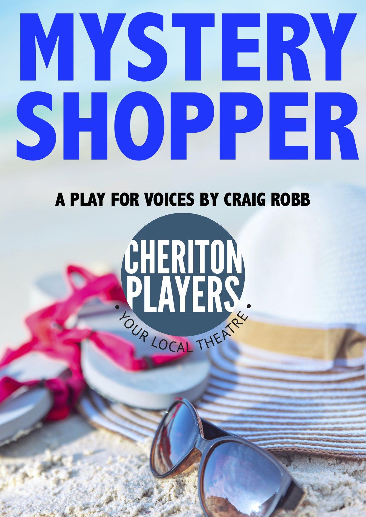 Mystery Shopper (short radio play)